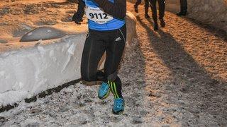 Trotteuse-Tissot: comment courir dans la neige