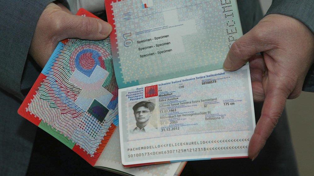 Les conditions d'obtention du passeport suisse ont été durcies.