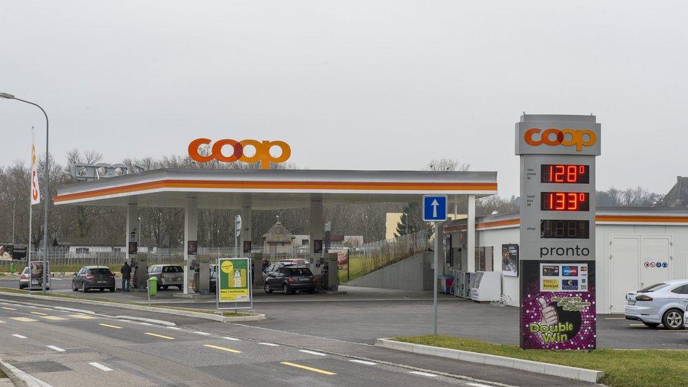 La Coop Pronto de Colombier avait été cambriolée le 7 mars 2016. Les cambrioleurs n'avaient rien emporté, mais avaient causé pour 4000 francs de dégâts.