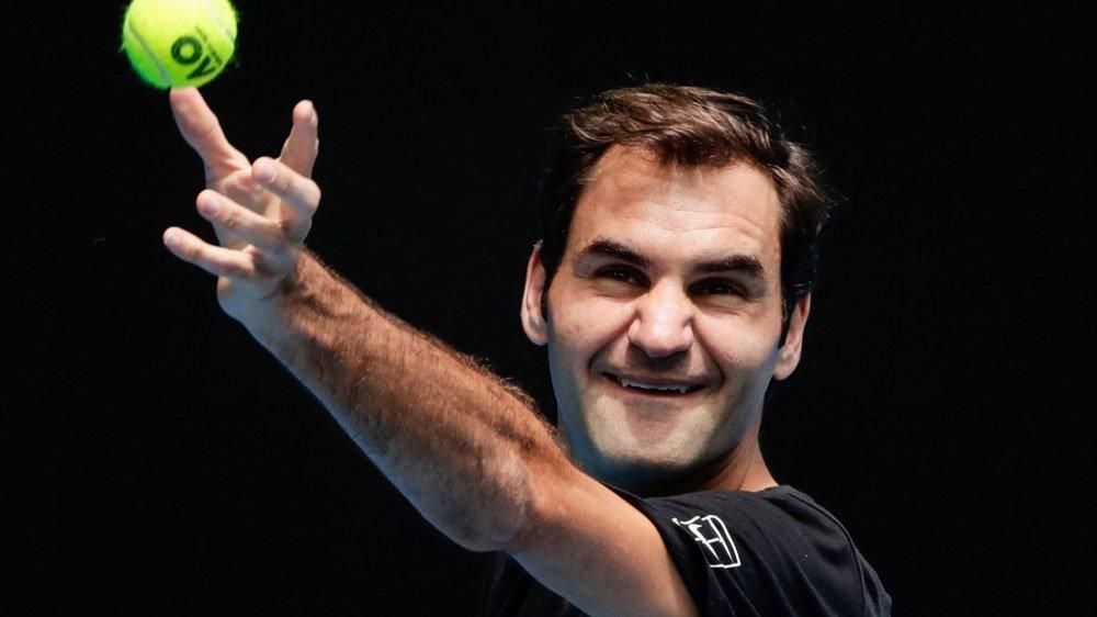 Roger Federer espère encore briller en Australie.
