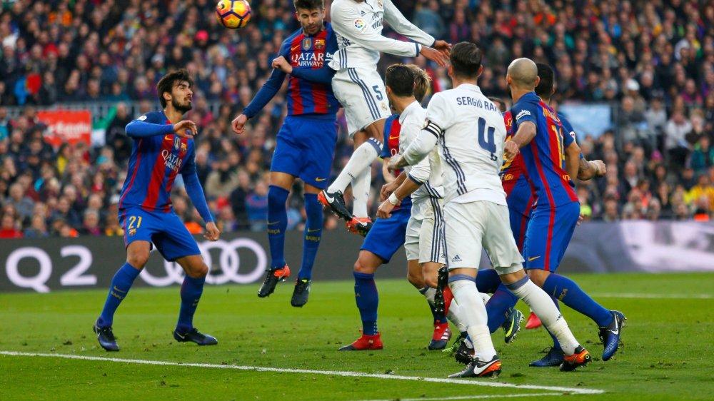 Les matches entre le Real Madrid et Barcelone atteignent des sommets médiatiques.