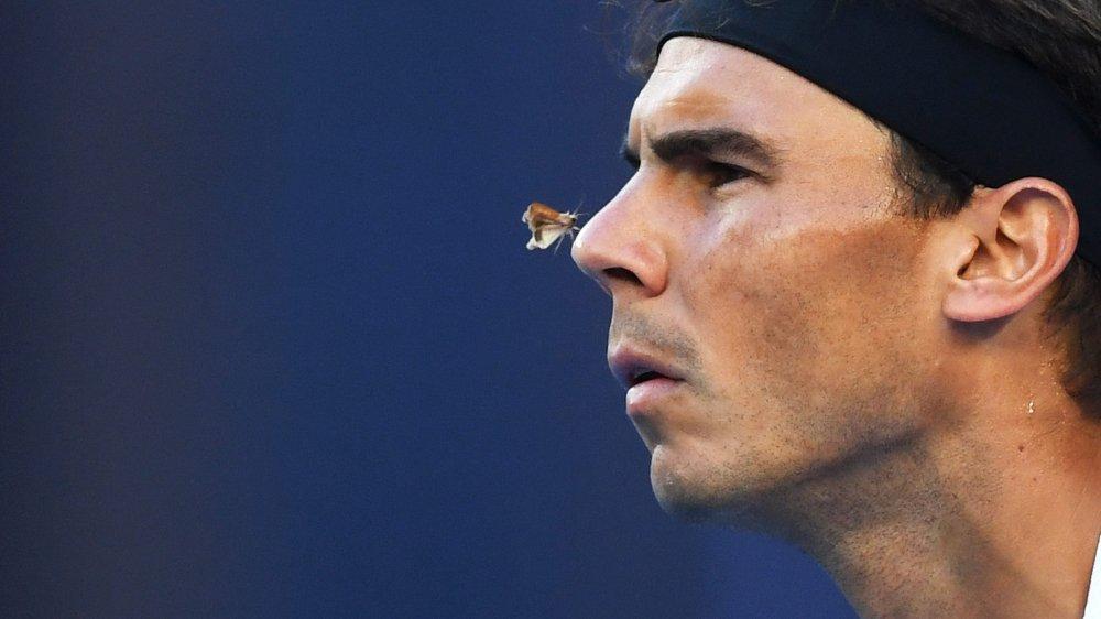 Rafael Nadal a annulé sa semaine d'entraînement à Majorque.