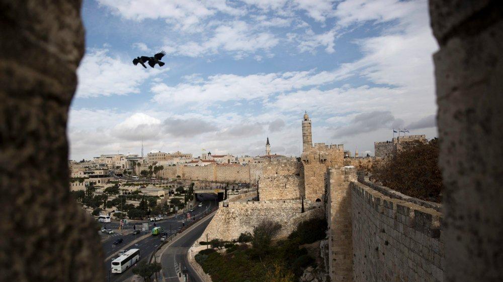 Le texte adopté hier complique  le passage sous souveraineté palestinienne de zones  de Jérusalem.