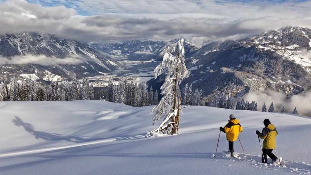 Plusieurs randonneurs ont été surpris par des avalanches ce week-end, en Suisse.
