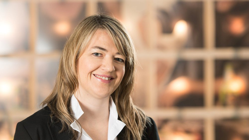 Gabriela Gerber est aujourd'hui membre de la direction du brasseur Feldschlösschen.