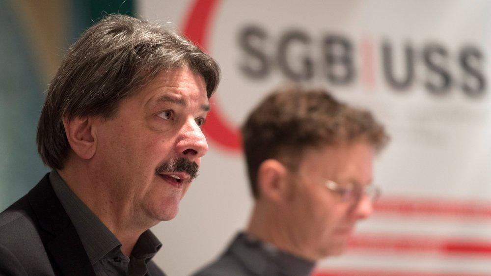 D'après le président de l'Union syndicale suisse, Paul Rechsteiner, «le rejet de la réforme des retraites  n'a rien réglé. Les anciens problèmes se posent avec une acuité accrue.»