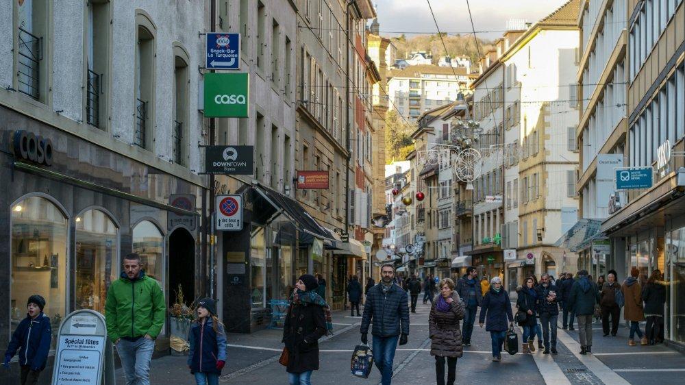 La carte Cityplus vise à fédérer les commerces de Neuchâtel.