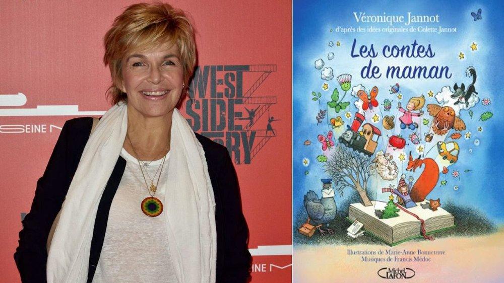 Véronique Jannot a été conquise par l'écriture de sa maman, Colette.