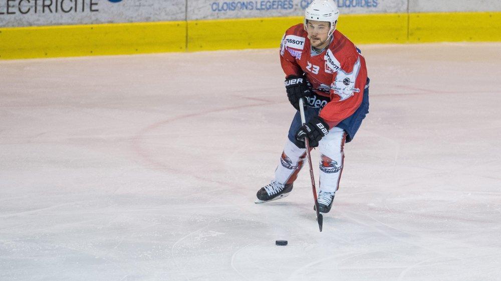 Adam Rundqvist  et ses coéquipiers ne baissent pas les bras.