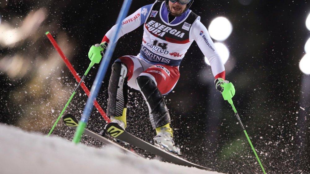 Depuis le début de l'hiver, Luca Aerni fait partie des meilleurs spécialistes mondiaux du virage court. Et il n'est pas le seul Suisse à briller...