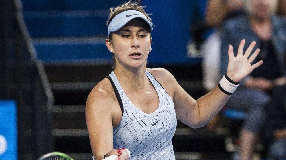 Belinda Bencic semble avoir  un joli coup à jouer à l'Open d'Australie.