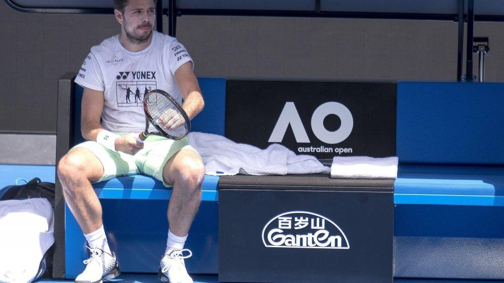 Stan Wawrinka espère quand même disputer l'Open d'Australie.