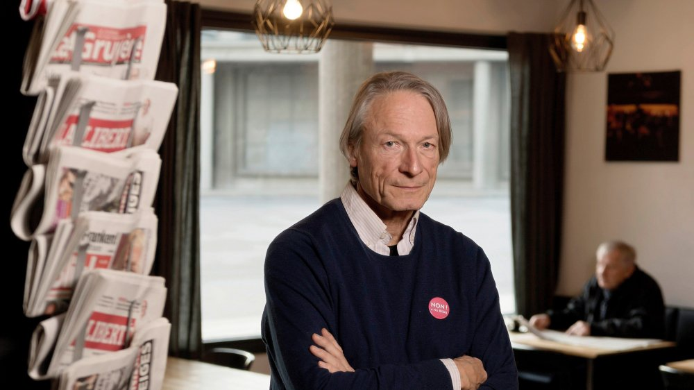 Après «La bataille du Gripen», le réalisateur vaudois Frédéric Gonseth signe «Le printemps du journalisme».
