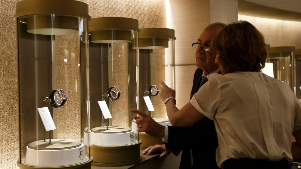 Le Salon international de la haute horlogerie (SIHH) a ouvert ses portes hier aux professionnels du secteur. Vendredi, il s'ouvrira au public.