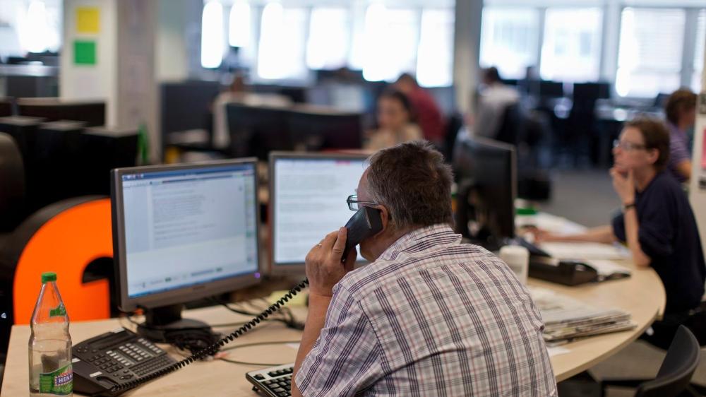 Une quarantaine d'emplois seront biffés au sein de l'Agence télégraphique suisse.