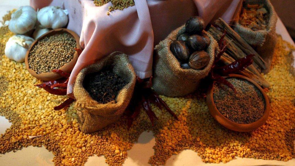 La cuisine sri-lankaise figure au programme de la fête organisé samedi par la communauté tamile.