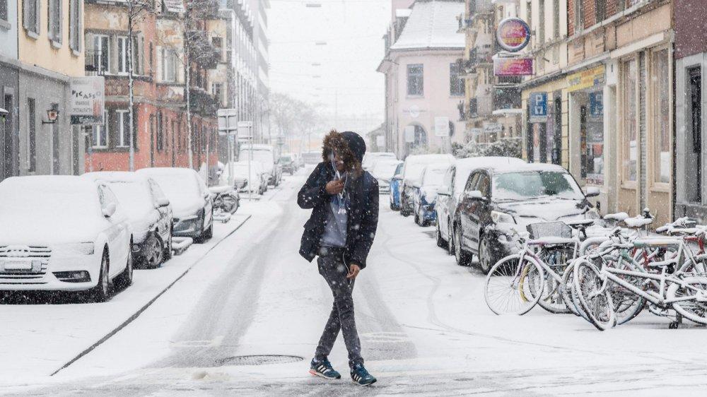 La tempête Evi n'a pas épargné la ville de Zurich.