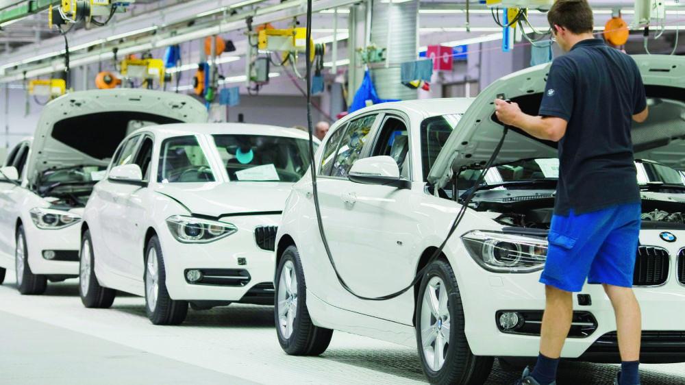 L'amende record de 157millions de francs infligée, en 2012, à BMW se retrouve dans la caisse fédérale.