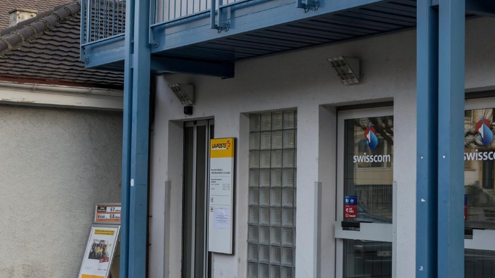 L'office postal de La Coudre a fermé ses portes pour la dernière fois hier, à 18 heures.