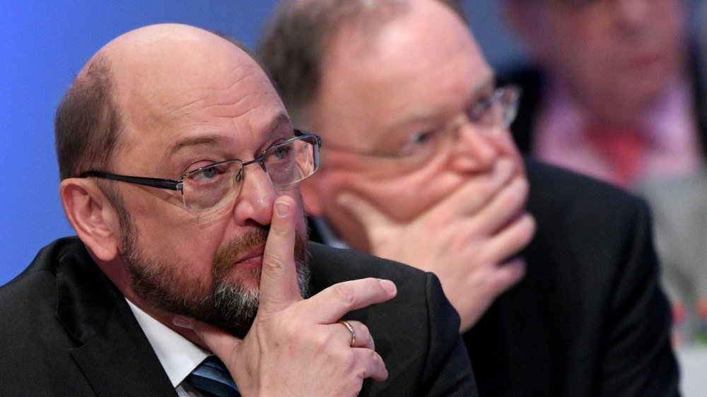 Martin Schulz a attendu de longues heures avant de voir son souhait exaucé.