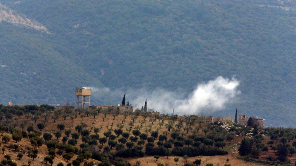 L'offensive turque a débuté samedi dans le bastion kurde d'Afrin.
