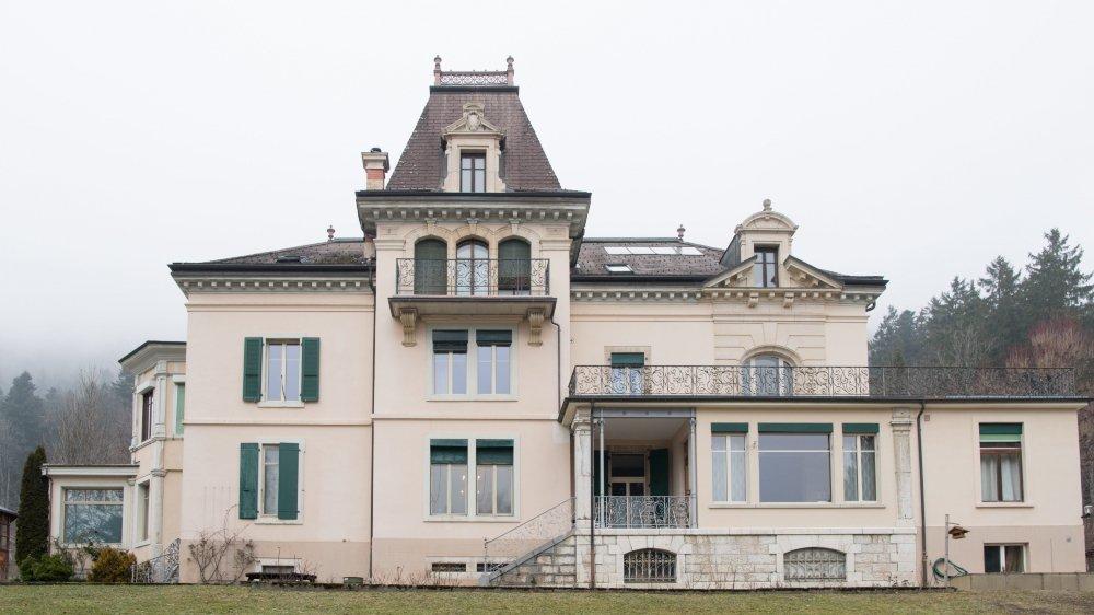 Six pensionnaires sur vingt résident encore au home Vert-Bois, sur les hauts de Fontainemelon.