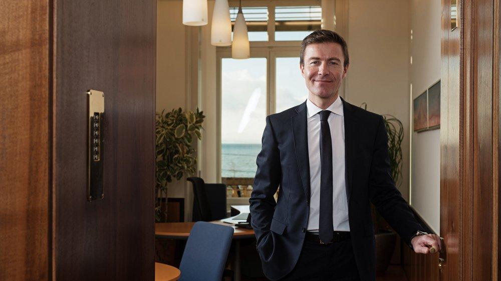 Pierre-Alain Leuenberger dirige la BCN depuis une année.