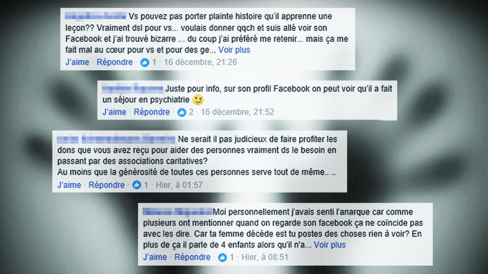 Une fois l'arnaque confirmée, les interventions se sont multipliés sur le groupe Facebook des mamans.