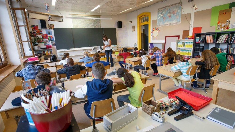 Dès 2019, le Cercle scolaire de Val-de-Ruz devrait avoir 4 à 5 classes de moins aux cycles 1 et 2.