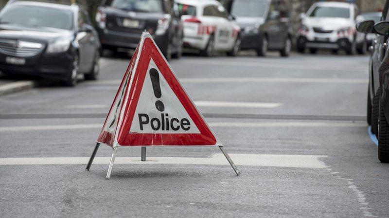 L'accident s'est produit entre Le Landeron et la Neuveville.