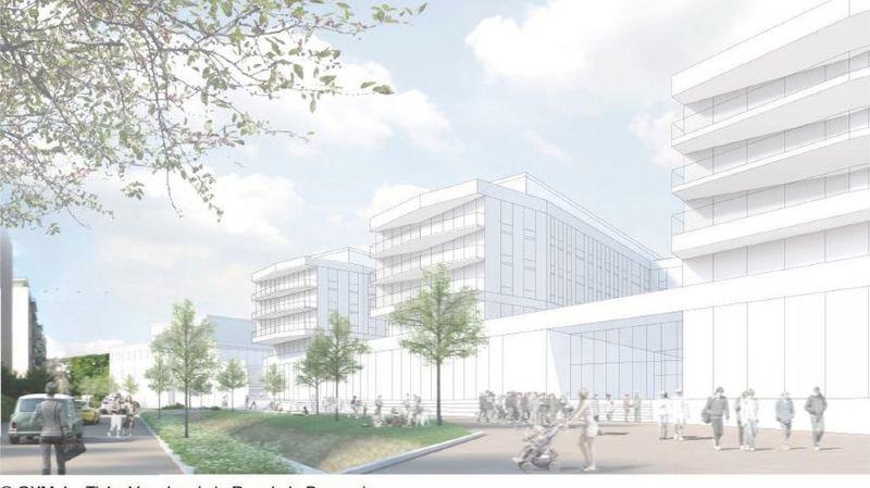Théâtre du Jura: le projet verra le jour avec des surfaces commerciales réduites