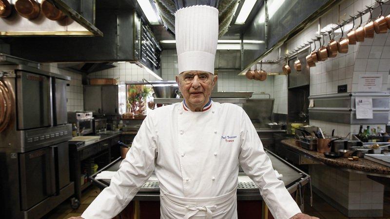 Paul Bocuse était considéré comme le père de la gastronomie française.