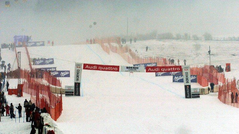 Coupe du monde de ski alpin à Bormio: le deuxième entraînement de la descente annulé