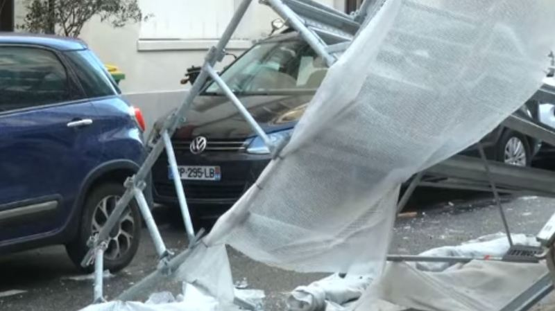 France: la tempête Eleanor a laissé place à un paysage de désolation
