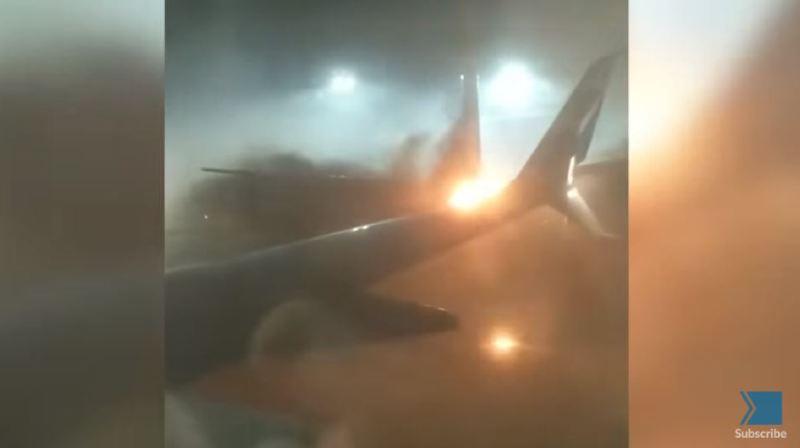 Canada: deux avions se heurtent au sol dans l'aéroport Pearson de Toronto