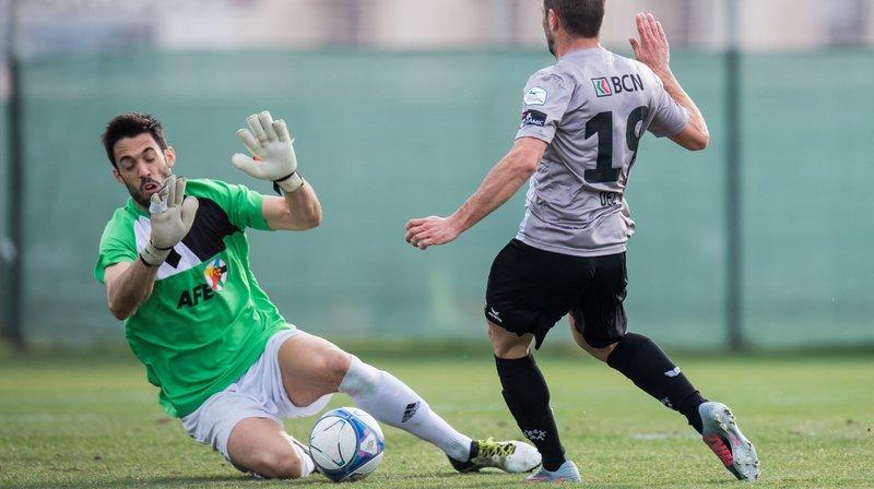 Xamax domine une sélection espagnole de joueurs sans contrat