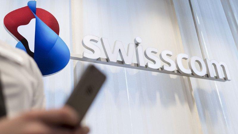 Swisscom: des milliers de clients touchés par une nouvelle panne