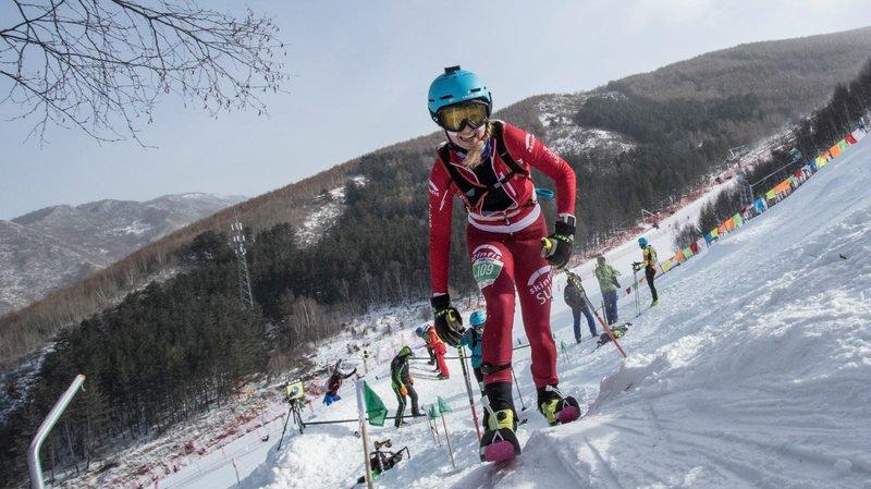 Marianne Fatton (22 ans) s'est offert un nouveau podium aux championnats d'Europe.