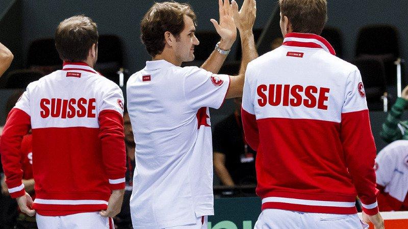 Tennis: Roger Federer annonce qu'il ne jouera plus la Coupe Davis