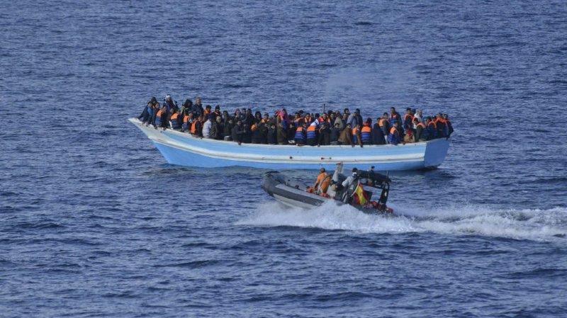 Le nombre de migrants venus du nord de l'Afrique vers l'Espagne ne cesse d'augmenter (archives).