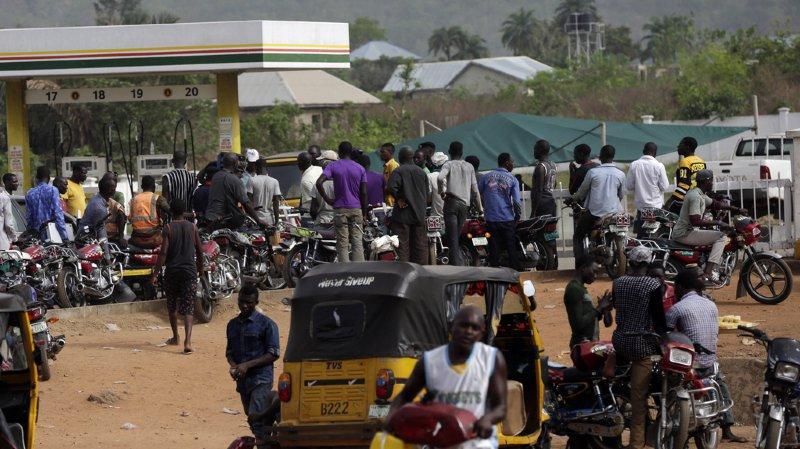 Nigeria: le pays traverse une grave pénurie d'essence