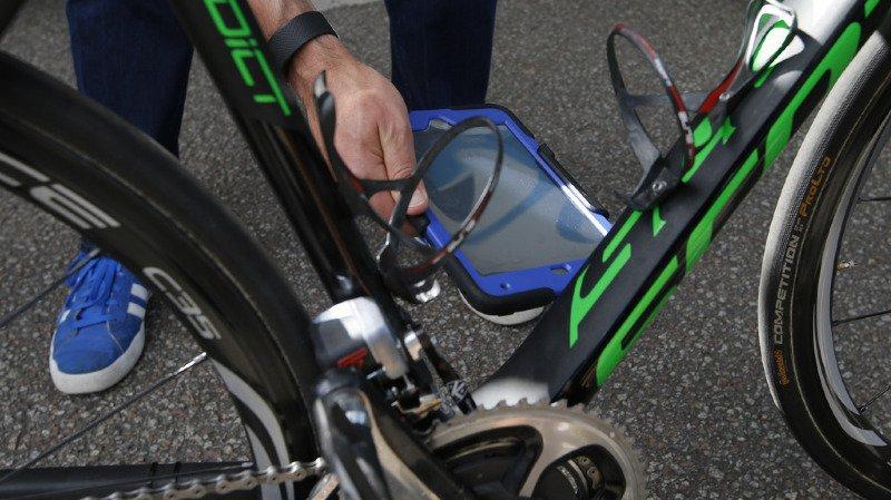 Cyclisme: de grands coureurs auraient déjà eu recours au dopage mécanique