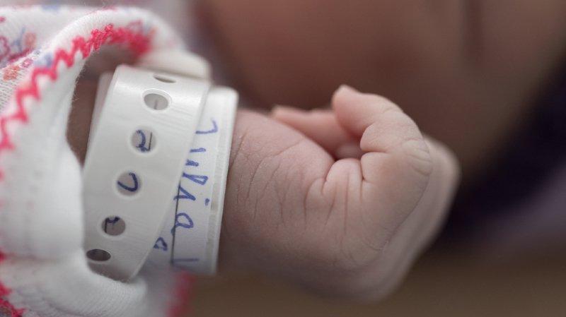 Berne: 1816 bébés nés en 2017, le nombre le plus élevé depuis 40 ans