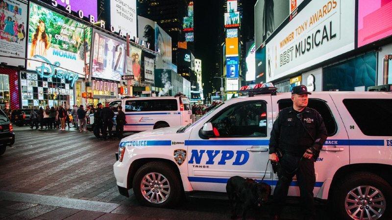 D'après la police fédérale (FBI), 46 policiers ont été tués pendant l'exercice de leurs fonctions en 2017 contre 66 l'année précédente.