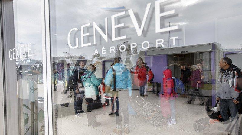 Aéroport de Genève: 1600 m2 de plus pour le terminal 1