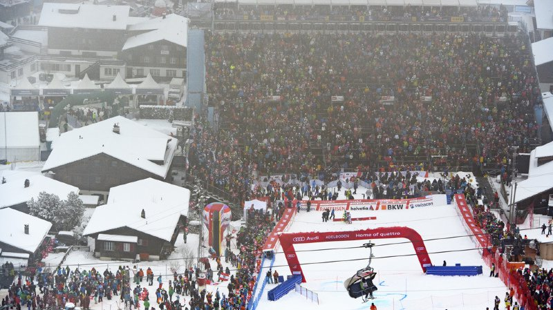 Vendredi matin, des géologues inspecteront la situation et les autorités donneront ou pas leur aval pour les épreuves de ski alpin.