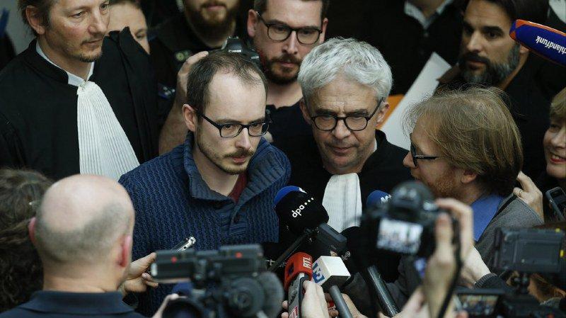 Antoine Deltour, 31 ans, a écopé de six mois d'emprisonnement avec sursis avec 1500 euros d'amende.