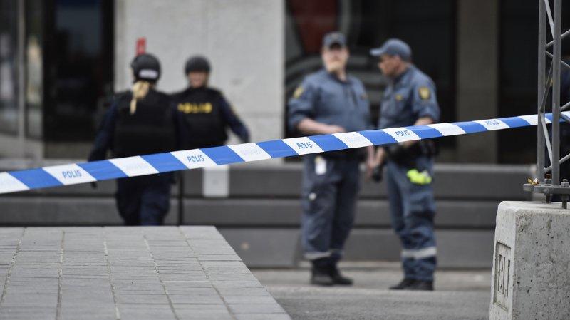 Suède: une explosion près d'une bouche de métro fait un mort à Stockholm