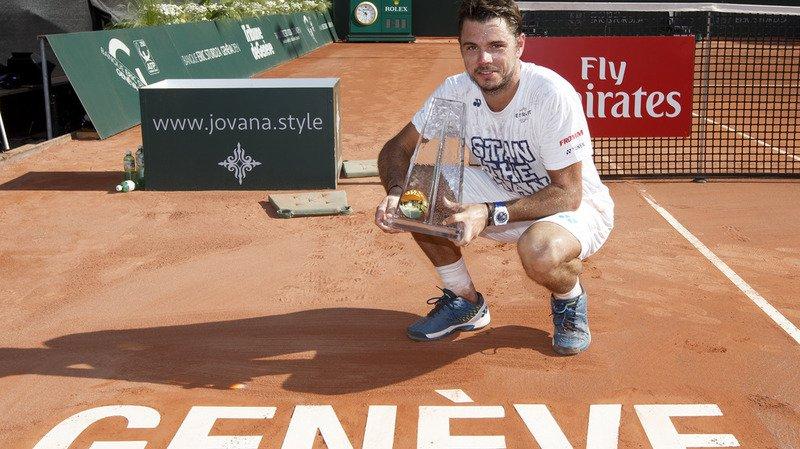 Tennis: le Geneva Open reçoit une distinction de l'ATP pour son développement