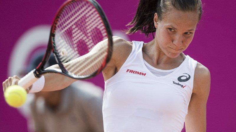 Open d'Australie: Viktorija Golubic accède au tableau principal